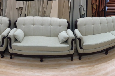 Sofa, Loveseat and Chair Set Upholstery