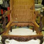 Antique Chair Restoration in progress