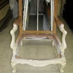 Antique Chair Restoration n progress