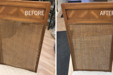 chair back repair