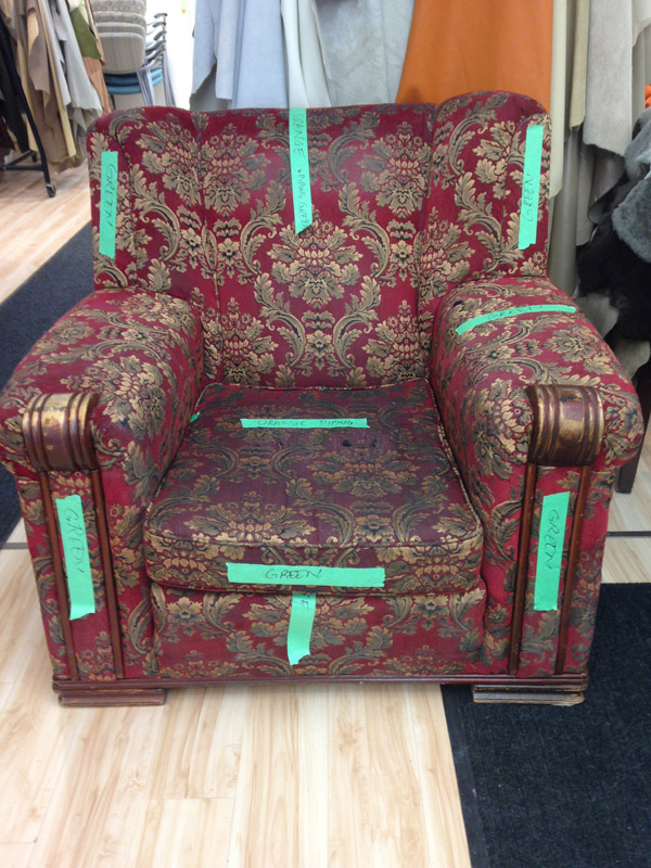 chair upholstery - in hamilton