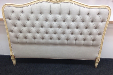 Headboard Tufted