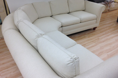 Sectional Sofa re-upholstery