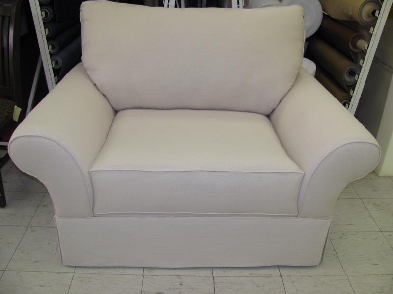 Sofa Chair Restoration