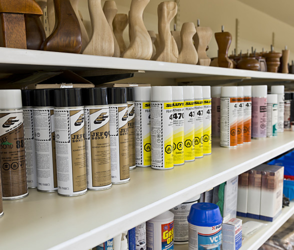 foam and upholstery supplies