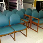 Chair upholstery services in Hamilton