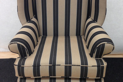 Wing Chair Upholstery